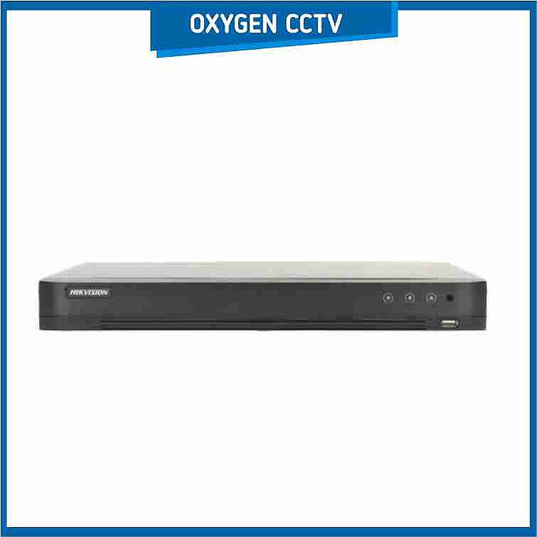 HIKVISION DVR 16CH HQHI-K1 Suport 5MP Lite